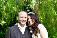 Anna & Paul White's wedding at Wincham Hall Hotel