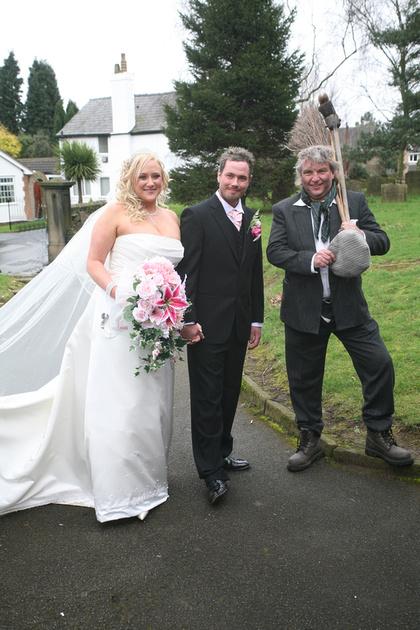 Rachel oswald wedding